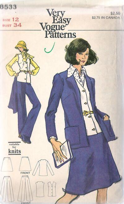 Vogue 8533