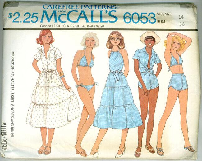 McCalls 6053b