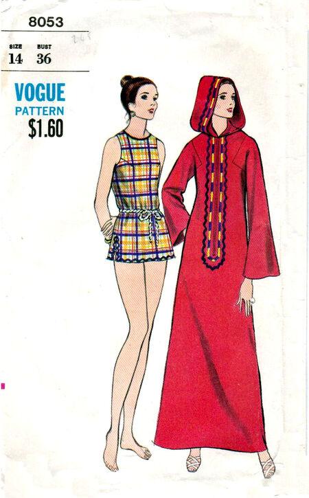 Vogue 8053