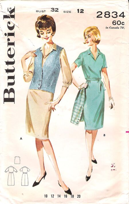 B2834size12,1960s