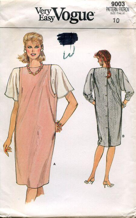 Vogue9003dress