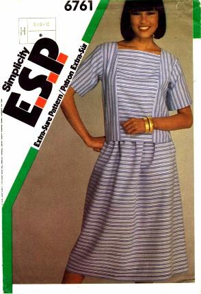Simplicity 1984 6761