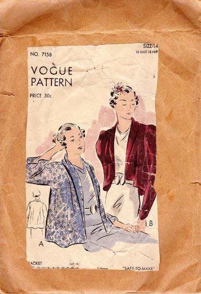 Vogue7158A