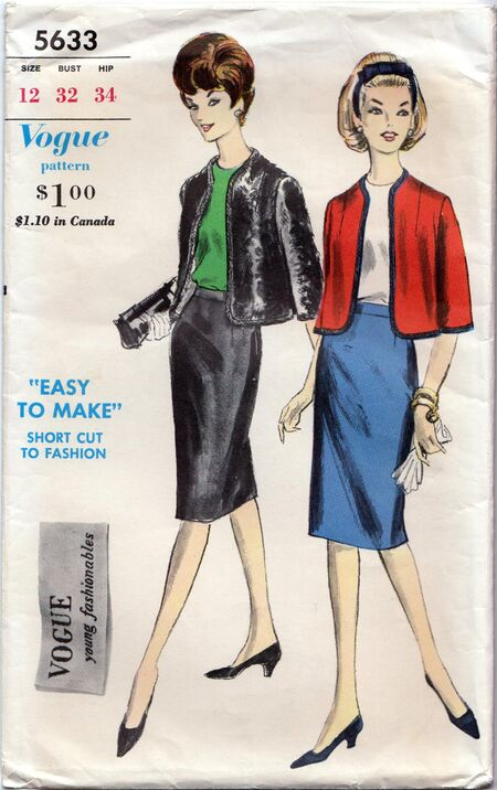 Vogue 5633