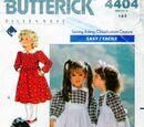 Butterick 4404 B