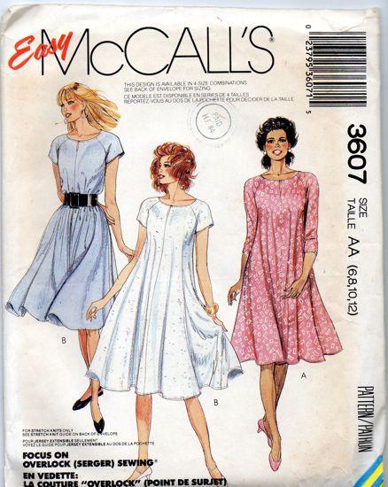 McCall's 3607