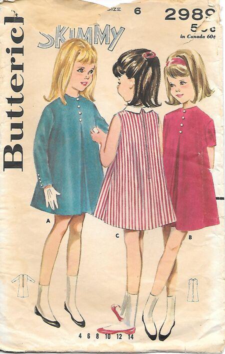 B2989Size6,1960
