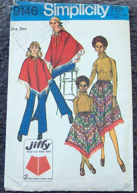 Vintage Patterns 020