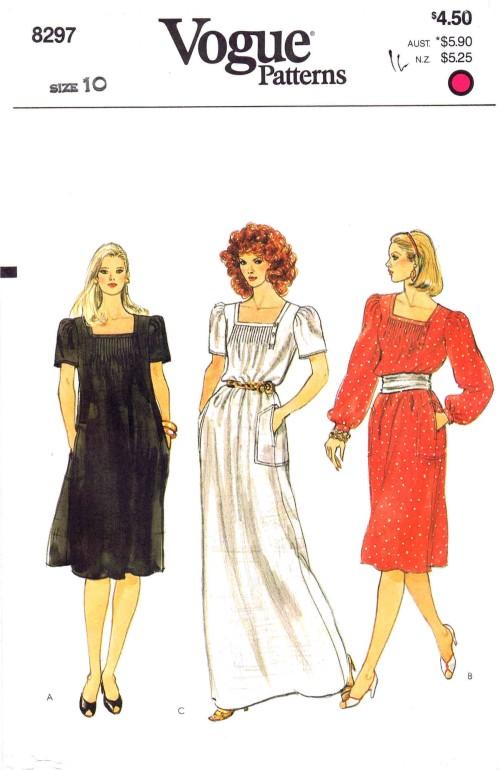 Vogue 1982 8297