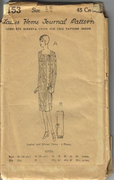 Ladies Home Journal 5153