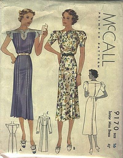 McCall 9170