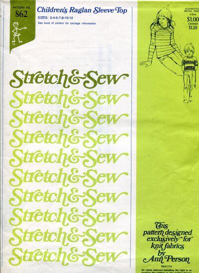 Stretch&sew862
