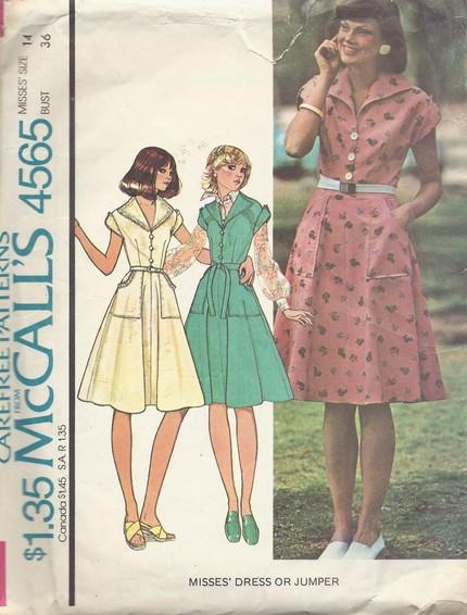 1 McCall's 4565 1975