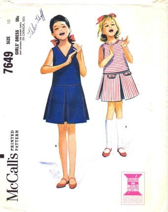 McCalls 1964 7649