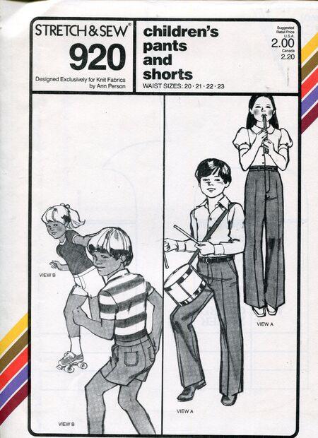 Stretch&sew920