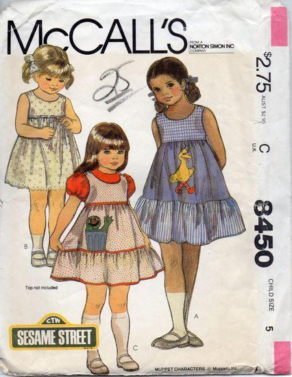 McCall's 8450