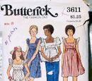 Butterick 3611