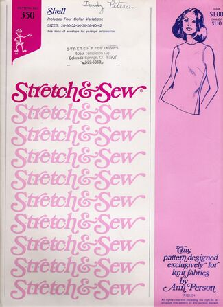 Stretch & Sew 350 image