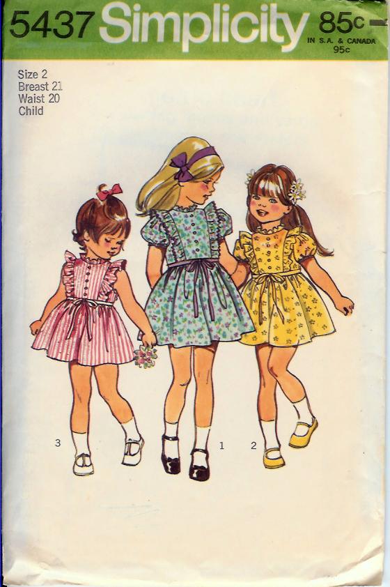 5437S 1972 Dress 2