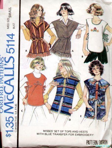 McCalls 5114 76