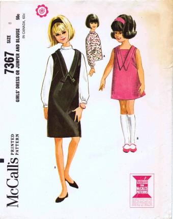 McCalls 1964 7367