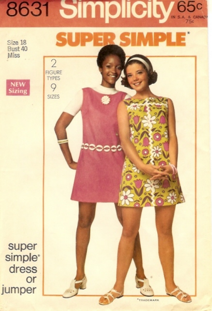 8631s 1969 dress