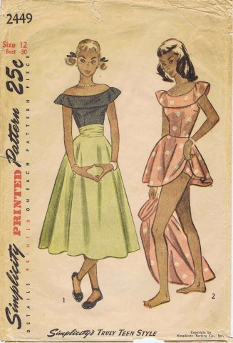 Simplicity 1948 2449