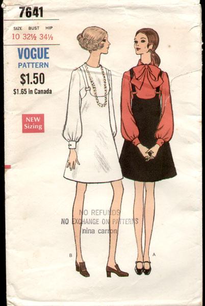 Vogue 7641 68 a