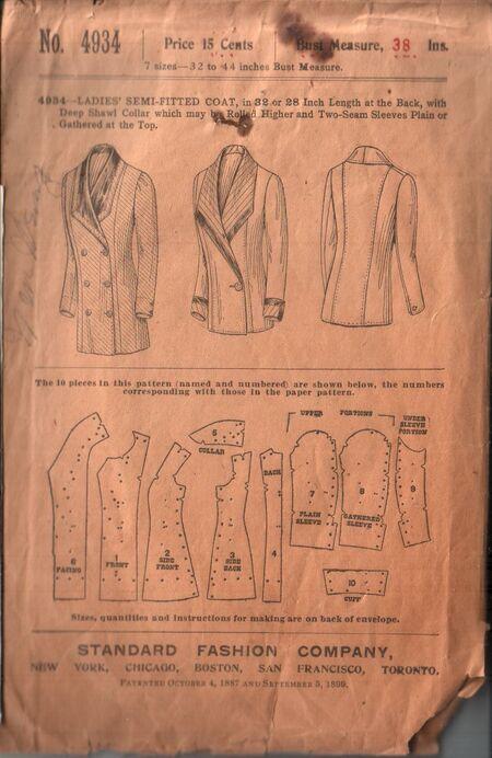 Standard-fashion 4934 front