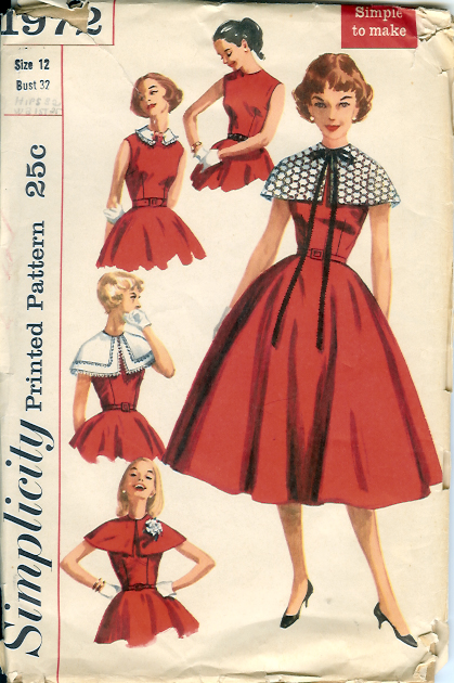 1972S 1957 Dress