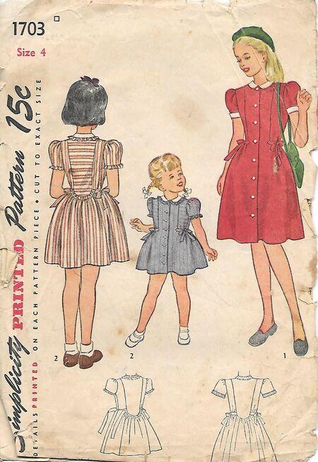 S1703girls4,1946
