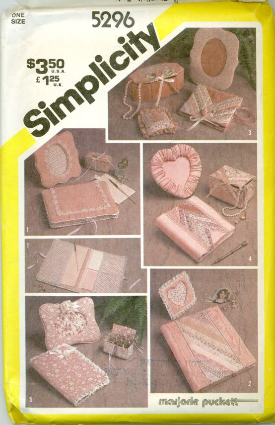 Simplicity 5296