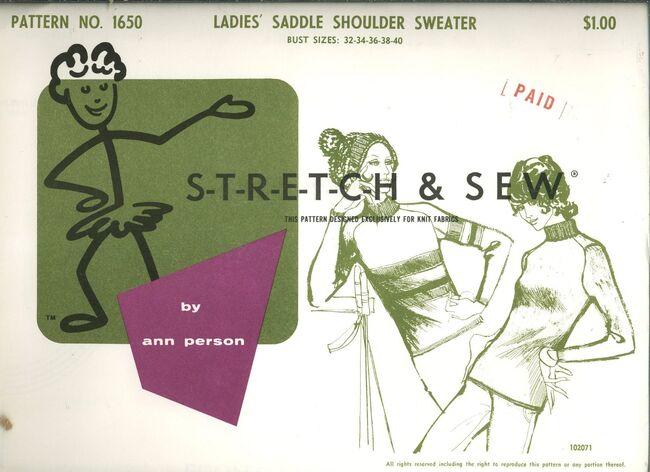 Stretch&sew1650