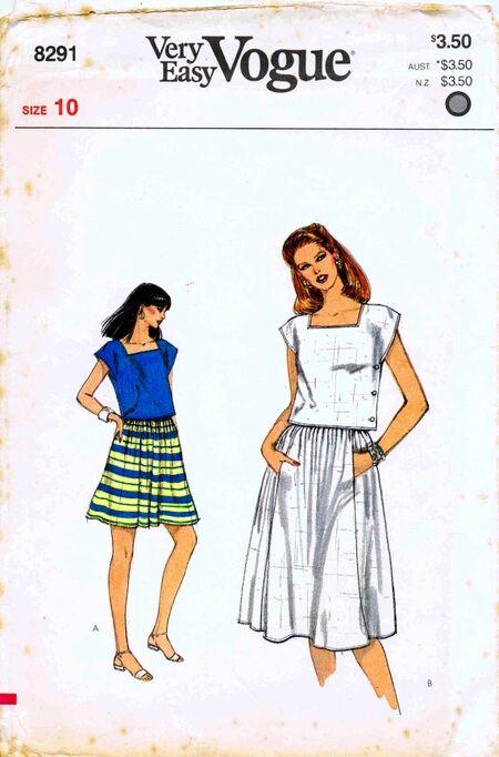 Vogue 8291