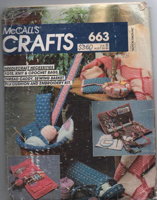 McCalls 663