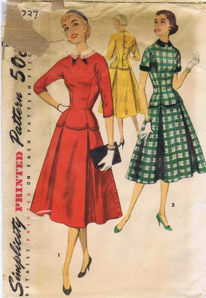 Simplicity 1955 1237