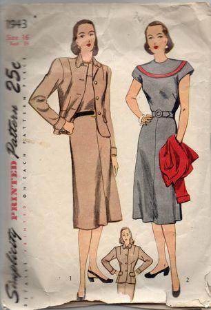 Simplicity 1943
