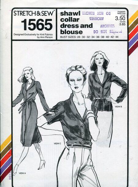 Stretch&sew1565
