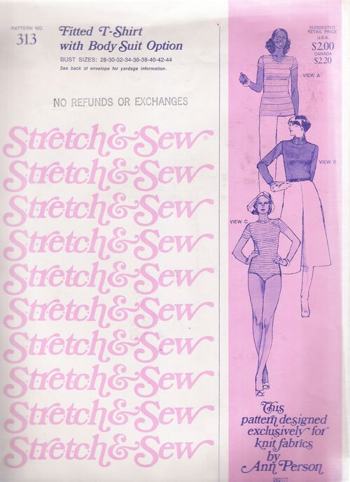 Stretch & Sew 313 image