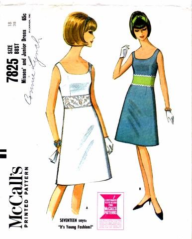 McCalls 1965 7825