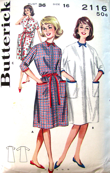 Butterick 2116 image
