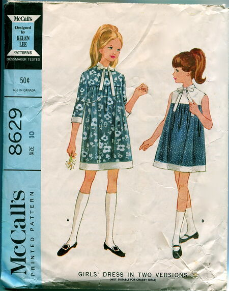 McCalls 8629 Sewing Pattern at DesignRewindFashions Design Rewind Fashions on Etsy a