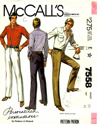 McCalls 1981 7558