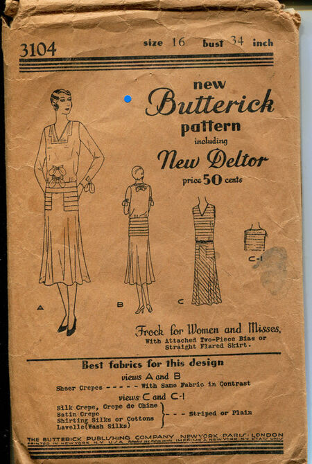 Butterick 3104