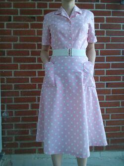 Butterick 5919 dress