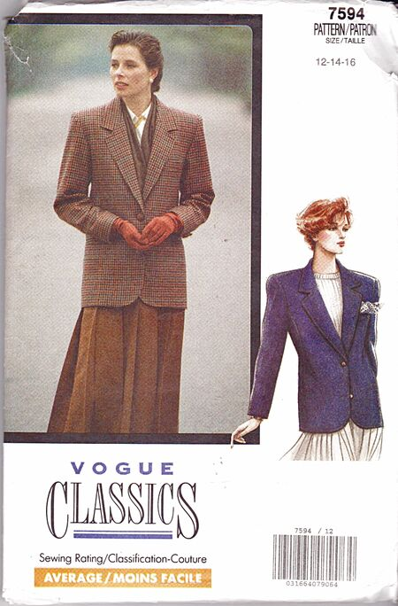 Vogue 7594