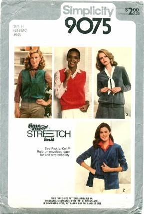 Simplicity 1979 9075