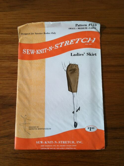 Sew pattern 113