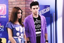 Fede i Violetta miny hhahaha