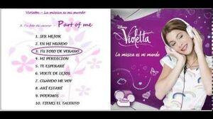 Violetta - La musica es mi mundo - 03